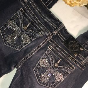 Miss Me 'Skinny' Jeans Size 29